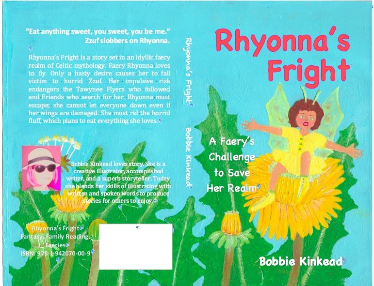 #2 cover POD Rhyonna